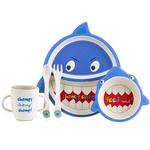 Tableware - Blue Shark Set