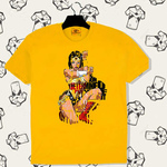 Wonder Woman graphic