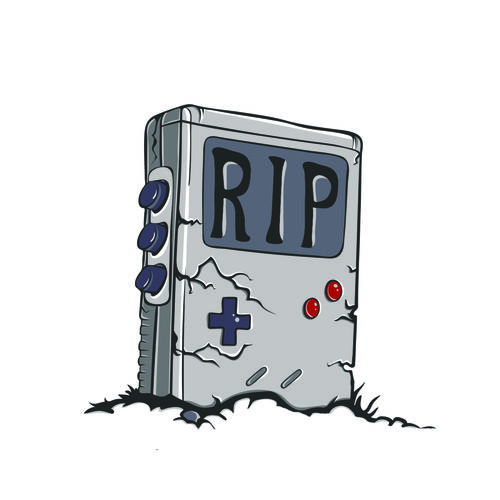 RIP video game