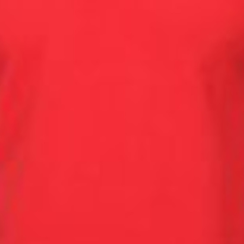 Red polo neck Half sleeves Tee