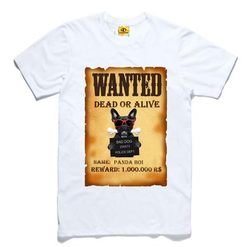 Wanted Panda Boi