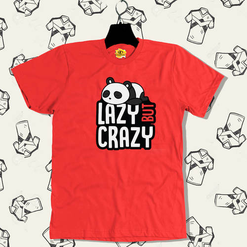 lazy but crazy