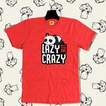 lazy but crazy