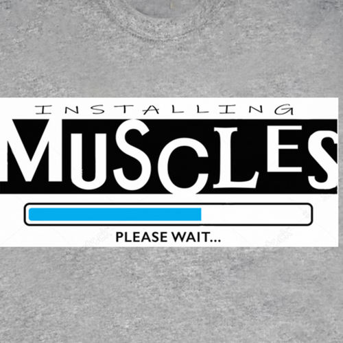Muscles.. Loading