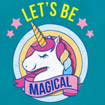 Let's be MAGICAL