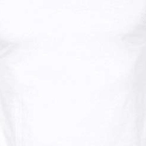 Men's White full sleeves T-shirt