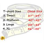 Corporate/ event customized t shirt.  Minimum Quantity 5, 185 GSM cotton