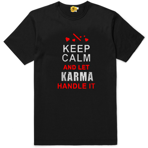 Keep calm and let Karma handle