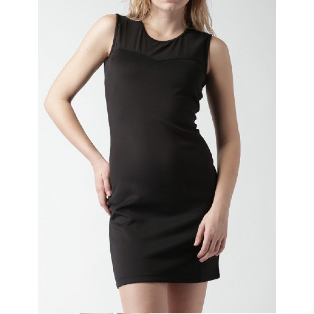 Lafacon-black-bodycon-dress
