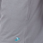 Mens WFH Shorts- Light Grey