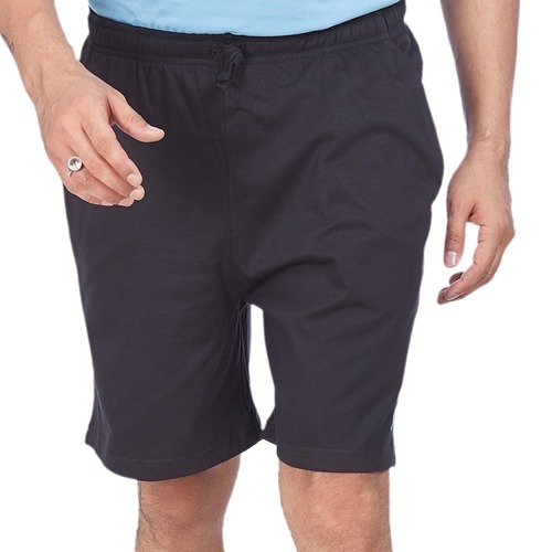 Mens WFH Shorts- Black