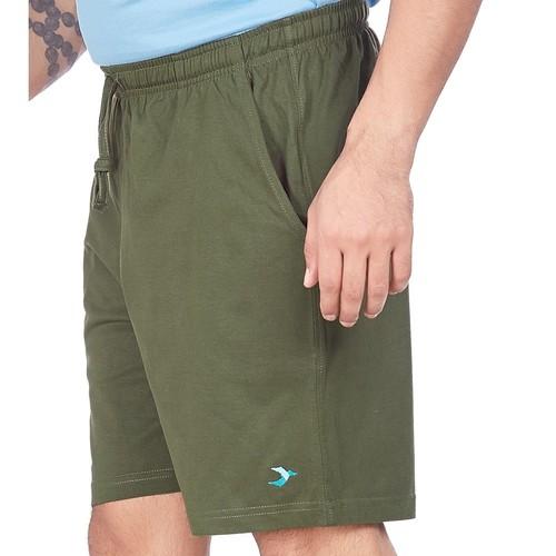 Mens WFH Shorts- Olive