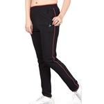Ladies Track Pant- Black