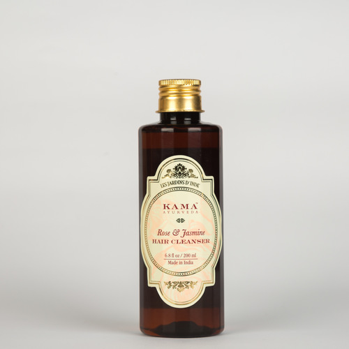 ROSE AND JASMINE HAIR CLEANSER (200 ml)