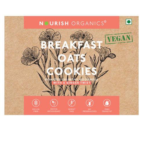 Breakfast Oats Cookies