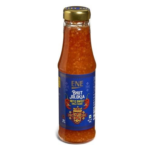ENE Bhut Jolokia Ghost Pepper Hot & Sweet Chilli Sauce 200 ml