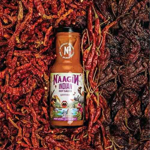 Naagin Bhoot Indian Hot Sauce 230g