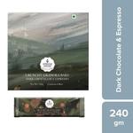 MONSOON HARVEST CRUNCHY GRANOLA BARS ( 6 X  40g) 240grams