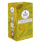 GLUTEN FREE TOASTED MILLET MUESLI - FIG & HONEY WITH SALTED PISTACHIOS 250G