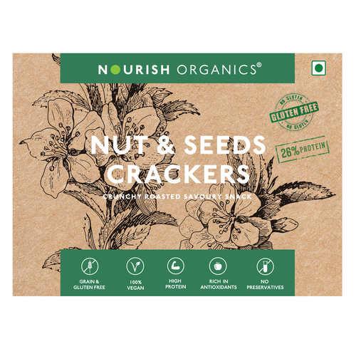 Nut & Seeds Crackers