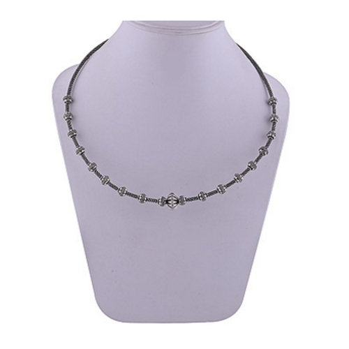 The Radical Silve Necklace