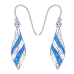 The Beach Silver Earring