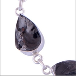 Shungite Silver Bracelet