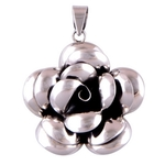 The Flower Pendant