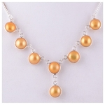 The Pearl Silver Necklace