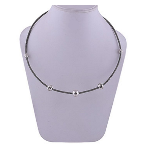 The Mix Silver Necklace