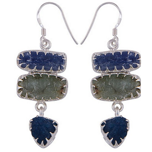The Jeans Silver Earring