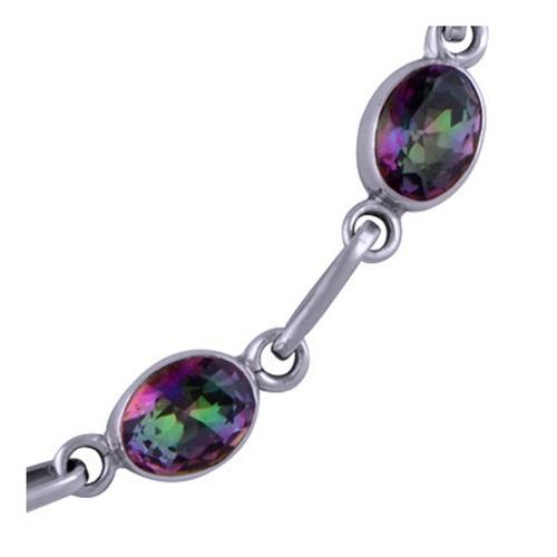 Mystic Silver Bracelet