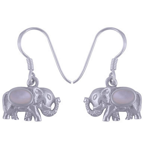 The Tusker Glory Silver Earring