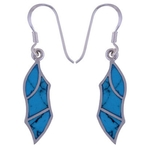 The Azure Silver Earring