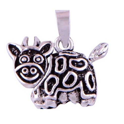 The Cow Pendant