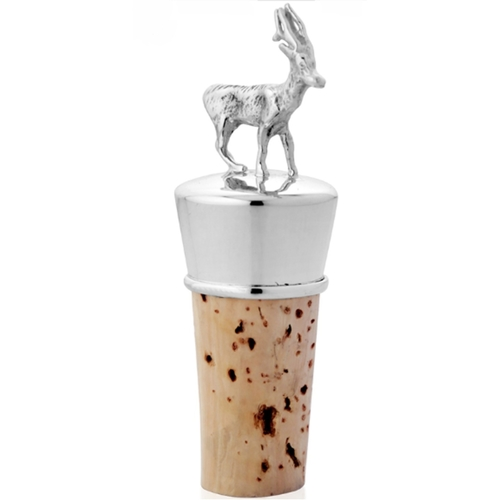 Deer Bottle Stopper