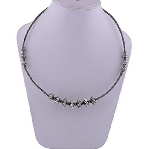 The Loon Silver Necklace