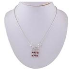 The Jasper Silver Necklace
