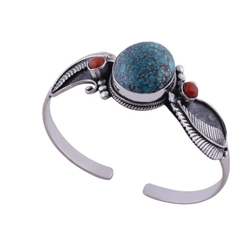The Ultramarine Stone Bangle
