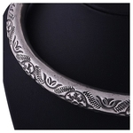 The Coterie Silver NEcklace