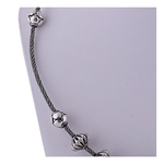 The Foxy Silver Necklace