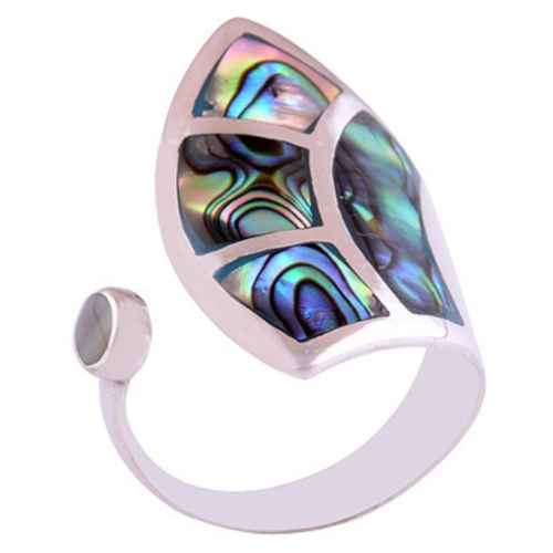 The Mystique Silver Ring
