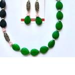 Duo - Emerald & Ebony