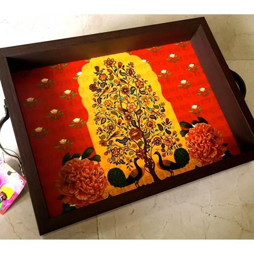 Desi Pop Tree of Life Tray (Big)