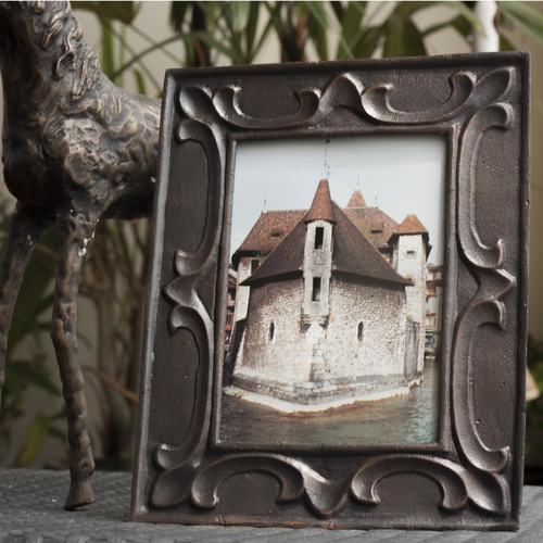 Vintage Style Photo Frame  (4x6)