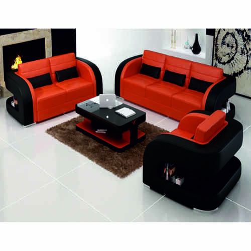 Rambo Sofa Set With Coffee Table (FC04)