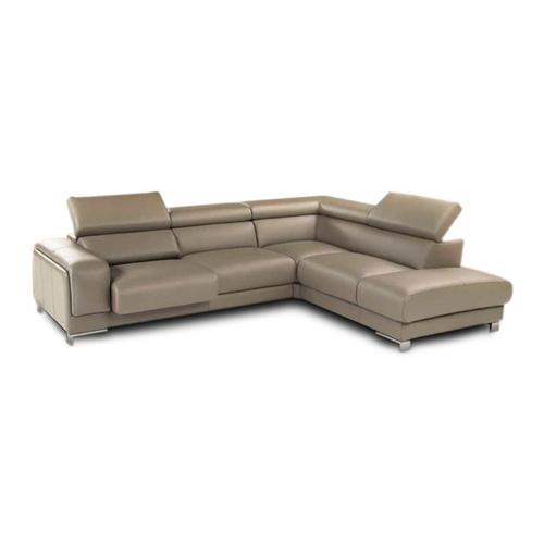 Corner cum Lounger Sofa