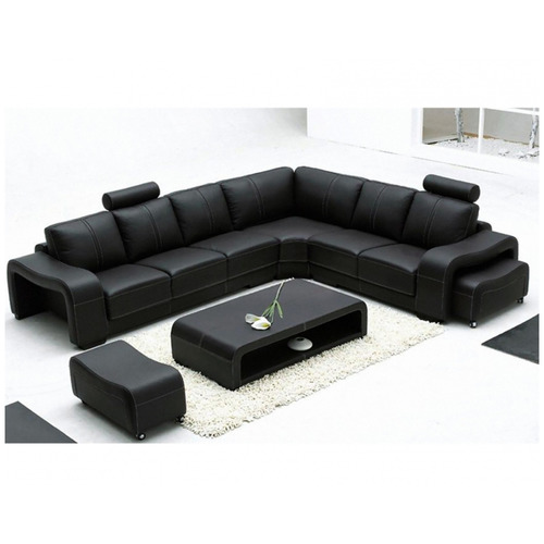 Marina Corner Sofa with Center Table
