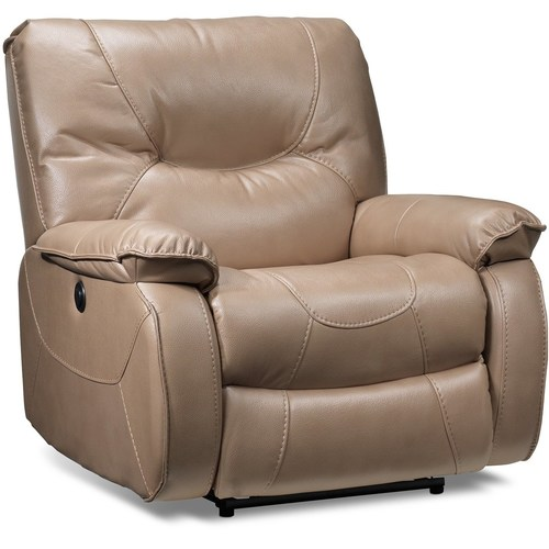 LINDA POWER MOTION SINGLE RECLINER