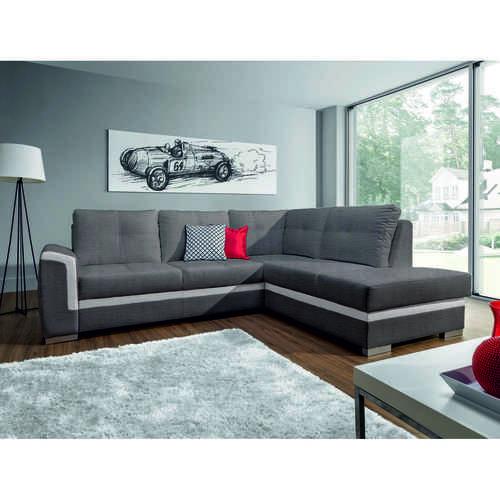 Lidia Corner cum Lounger Sofa (FC36)